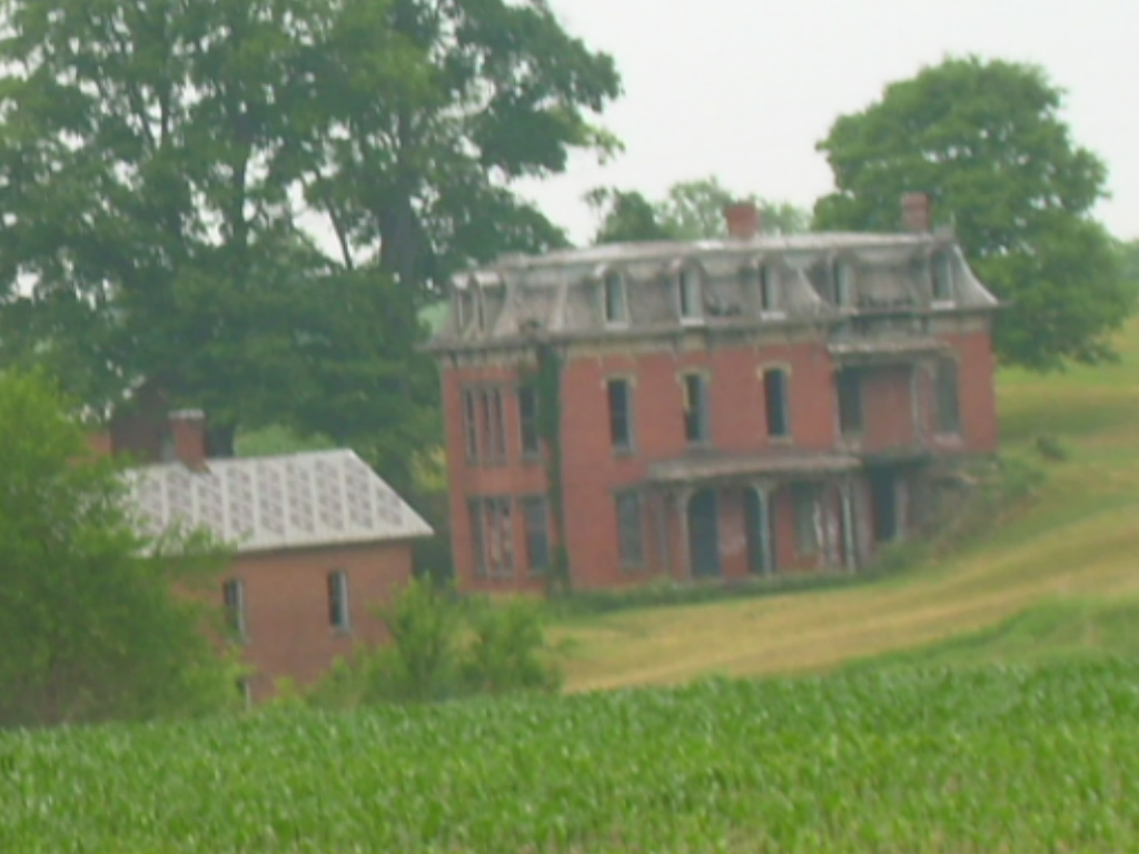 """The haunted house of Lancaster, Ohio"", 2007. Von CarrieJane1978. CC-Lizenz s. http://creativecommons.org/licenses/by-sa/3.0/deed.en Via Wikimedia Commons."