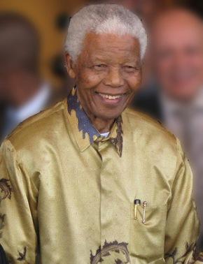 ~ Zu Ehren von Nelson Mandela ~ (1918 –2013)